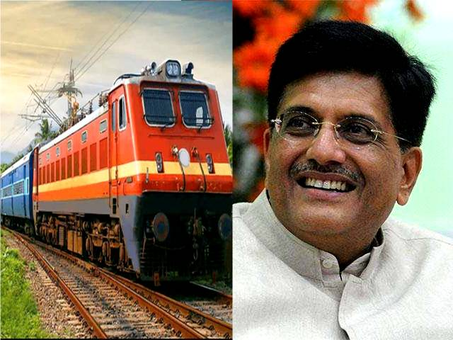Indian Railways Recruitment RRB 2020 under Garib Kalyan Rojgar Abhiyaan: Railway Minister Piyush Goyal Announced 8 Lakh Jobs in 125 Days in 116 Districts of 6 States
