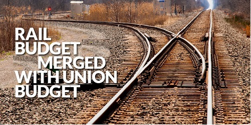 Rail and Union Budget merger
