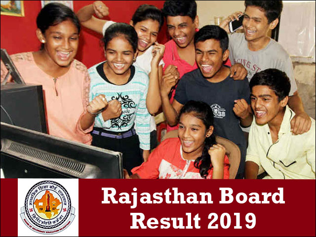 Check BSER Result 2019: Rajasthan Board 10th & 12th RBSE Results