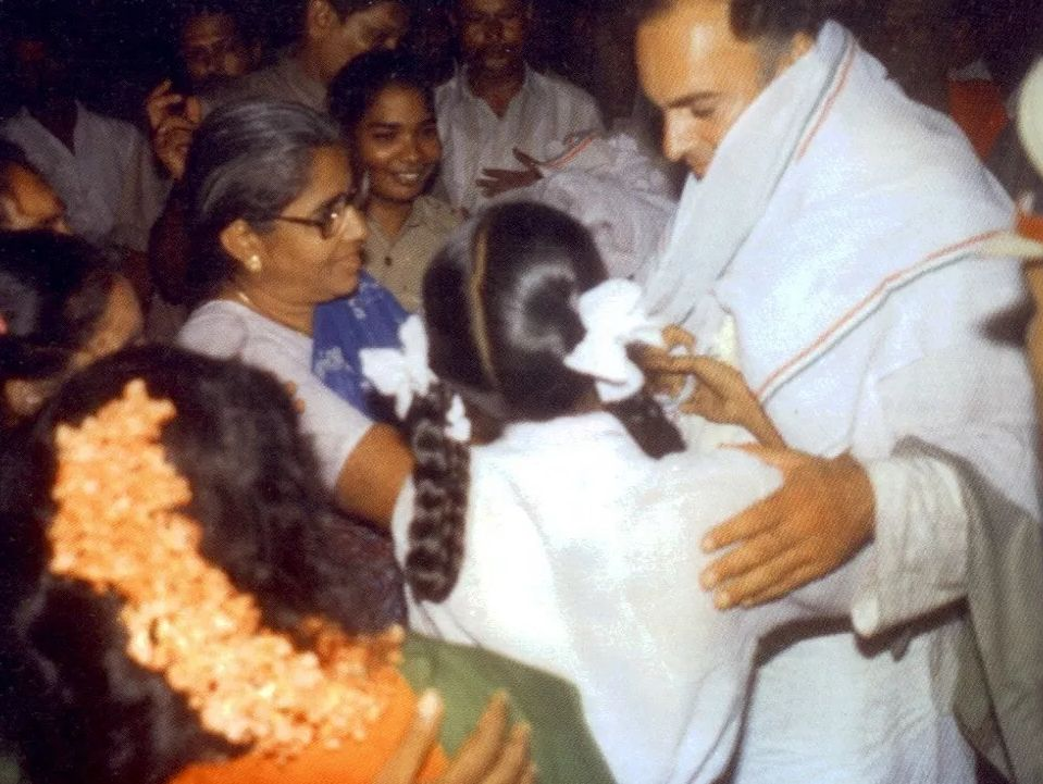 Rajiv Gandhi assasination