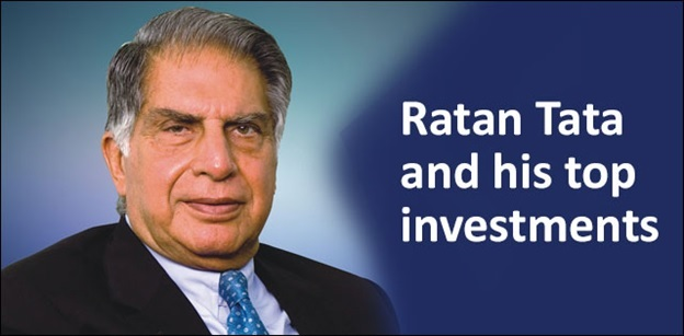 Ratan Tata and his top investments in Dotcom Industry