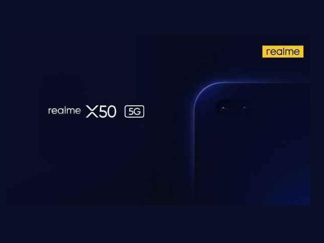 Realme X50 5G Cameras