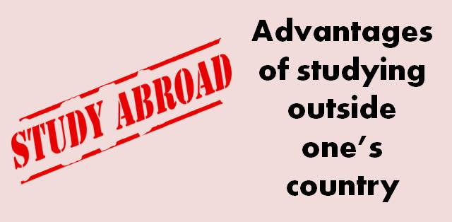 Studying abroad: 6 Reasons why you should study outside your country