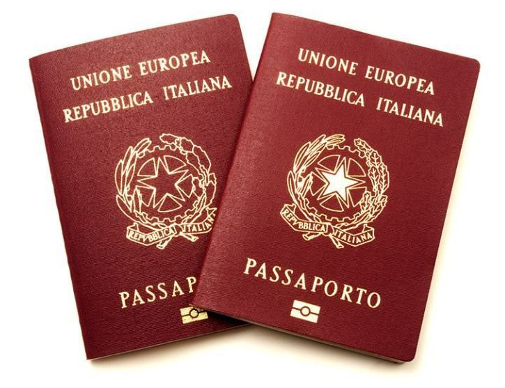 What is the meaning of red colour passport
