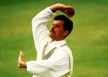 Richard Hadlee in test