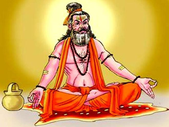 Rishi Vishwamitra Invented