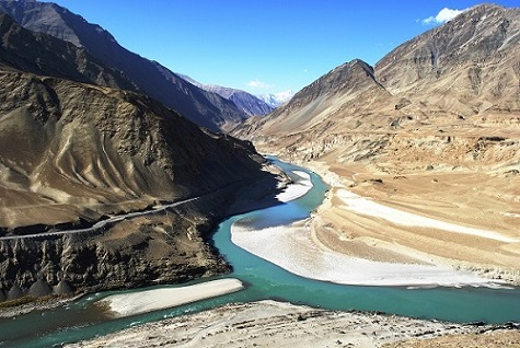A Complete List Of Major Rivers Of India - List of major rivers