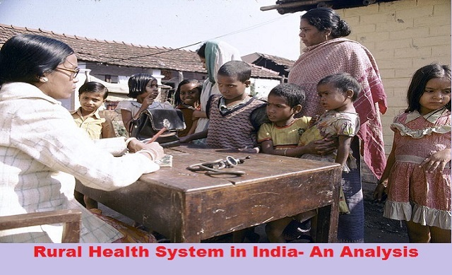 The Hindu for IAS Exam: Rural Health System in India