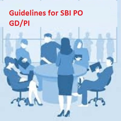 gd guidelines Asking questions and joining in discussions are important skills for university  study in many subjects, you will receive marks for tutorial participation and part of .