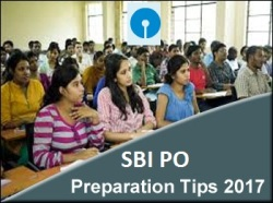 SBI PO Preparation Tips 2017