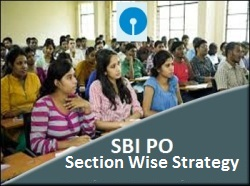 SBI PO Exam 2017 Section Wise