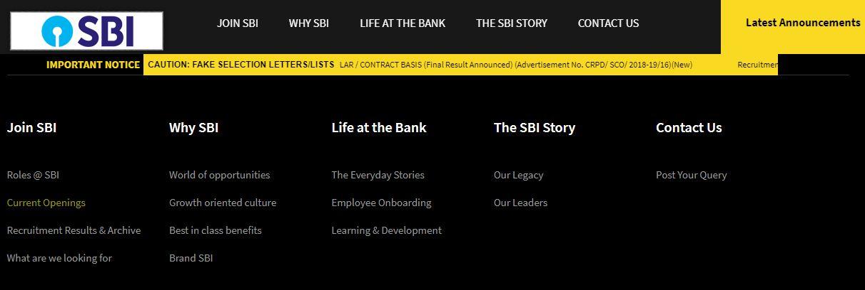 online application sbi po 2019