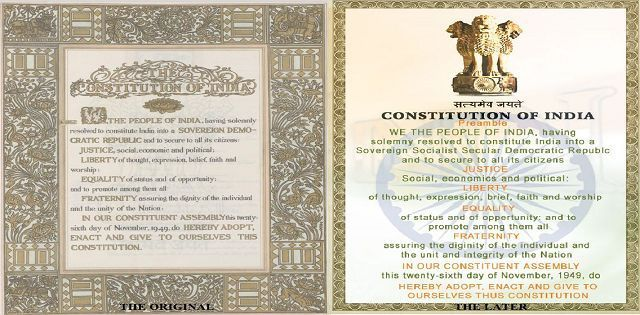 Indian Constitution: Parts, Schedules and Articles at a Glance