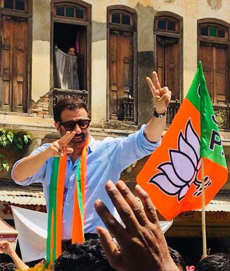 Sunny Deol BJP