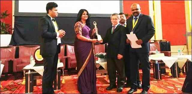 SOA Dental Dean Honoured At World Dental Conference In Kuala Lumpur