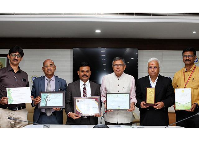SRM bags seven prestigious industry awards