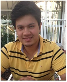Sahil Avi Kapoor, 1st year student, PGDM-(C), Co-founder at Martedo