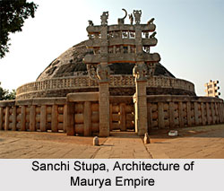Sanchi_Stupa_Architecture_of_Maurya_Empire