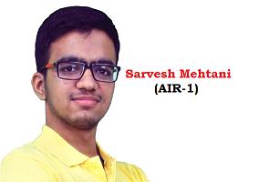 Sarvesh Mehtani Interview