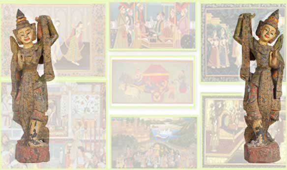 83b2458b2 School of Miniature Painting in India