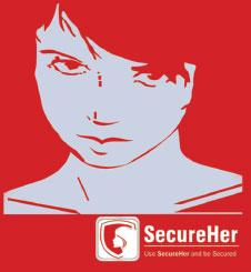 Secure Her App
