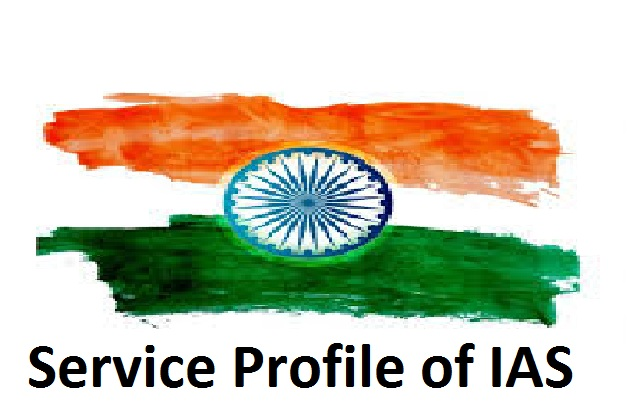 Service Profile of an IAS Officer