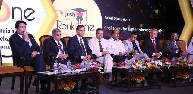 Jagranjosh panel discussion: Challenges and Opportunities in Higher Education