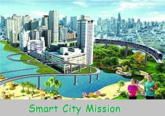 The Hindu for IAS Exam Smart Cities Mission in India