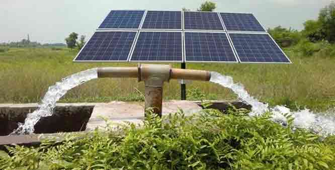 India offers assistance in boosting use of solar power around the world
