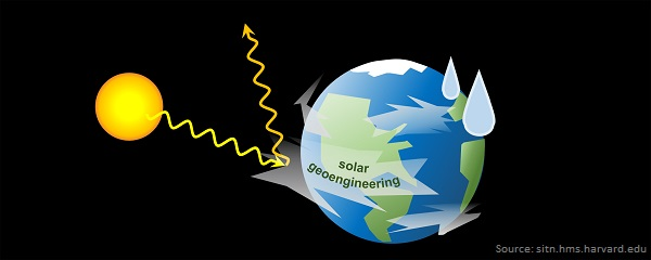 Solar Geo-Engineering