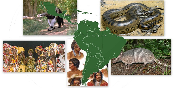 GK Questions and Answers on the Geography of South America