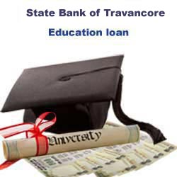 State Bank of Travancore Education Loan