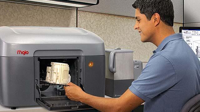Stratasys 3D Printing