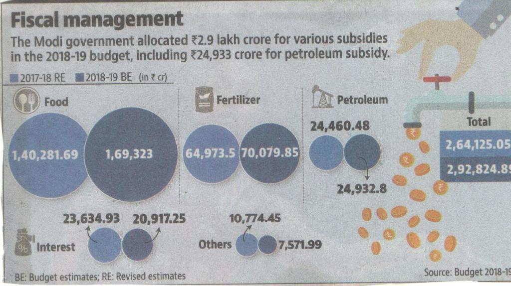 Subsidy india