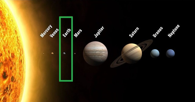 What makes Earth suitable for life?