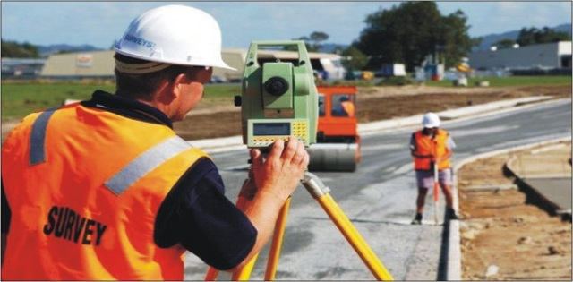 Know how to become a Surveyor