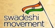 Swadeshi Movement in India