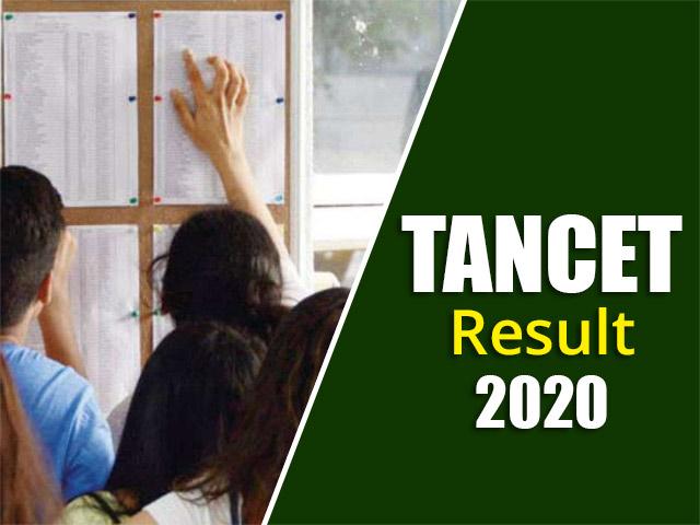 TANCET Result 2020