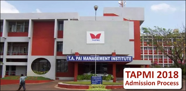 TAPMI 2018 Admission Process
