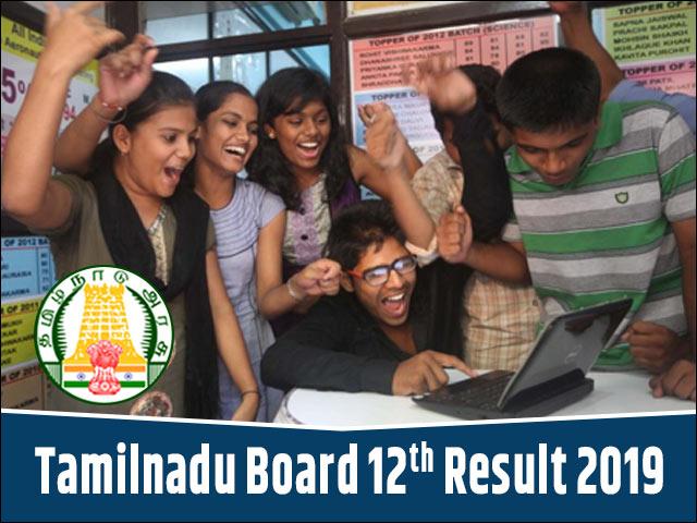 Tamilnadu-Board-12th-Result-2019