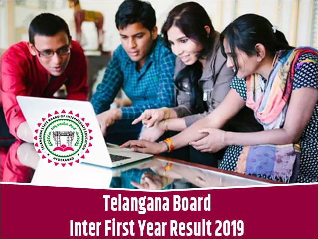 Telangana-Board-Inter-First-Year-Result-2019