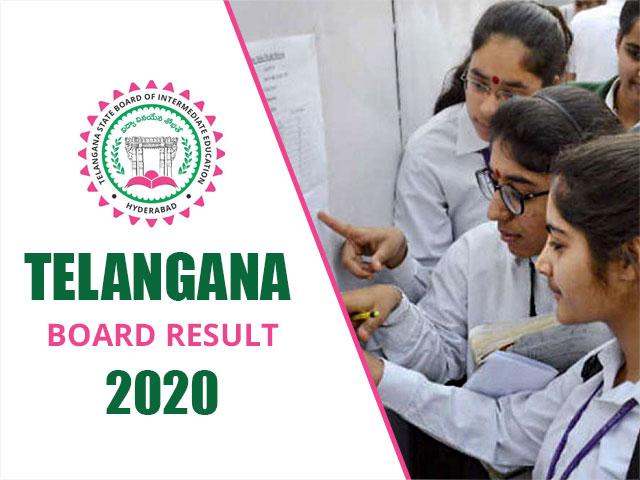 Telangana Board Result 2020
