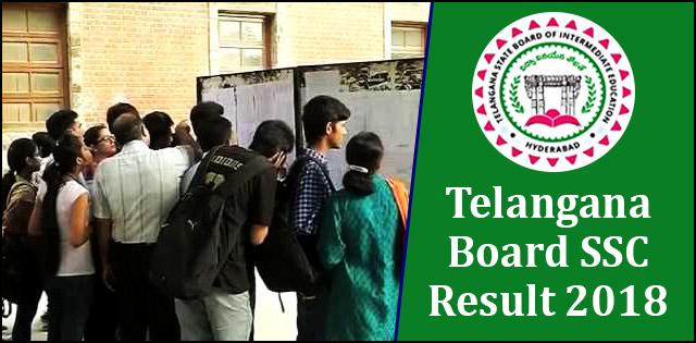 ts ssc results 2019 manabadi