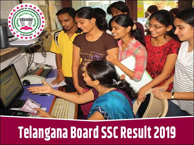Telangana-Board-SSC-Result-2019