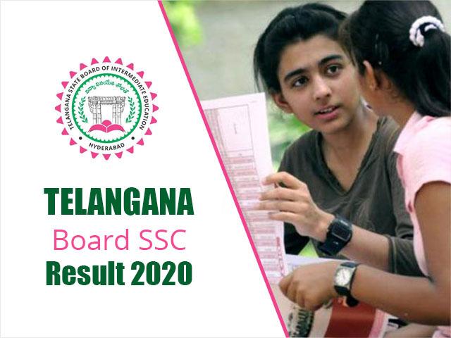 Telangana Board SSC Result 2020