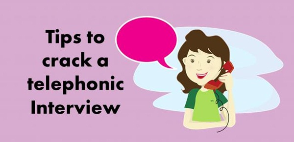 Telephonic Interview: Tips and Tricks to impress your interviewer