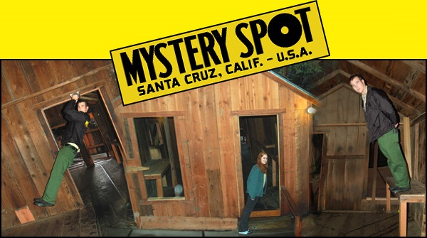 The Mystery Spot California