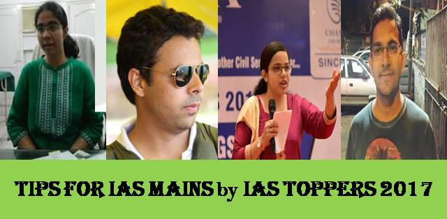 Score more in IAS Main Exam with IAS Toppers Tips