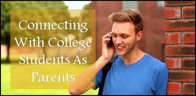 Tips for communicating with college students