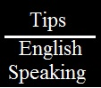 How to Speak English fluently and confidently